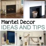 Mantel Decor Ideas And Tips Picky Stitch