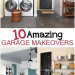 Garage makeover, garage, garage organization, popular pin, DIY garage remodel, storage ideas, DIY storage.