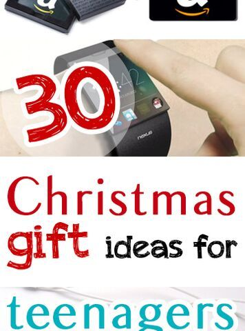 30 Christmas Gift Ideas For Teenager