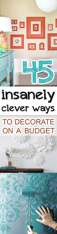 Home decor, interior design, popular pin, home, decor, DIY home decor, budget decorating, frugal living. #BudgetDecor #BudgetDecoration #CheapHomeDecor #HomeDecorDIYs #DIYHomeDecor #DIYHomeImprovements
