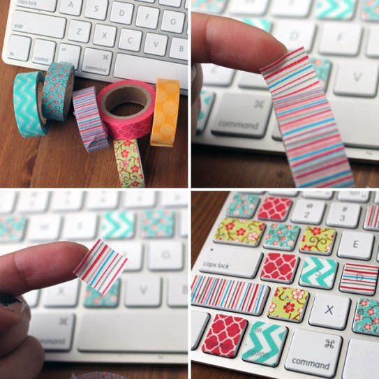 Washi tape, washi tape crafts, popular pin, crafts, crafting hacks, DIY crafts, back to school, back to school craft hacks, tutorials.