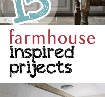 Farmhouse projects, DIY projects, popular pin, DIY home decor, DIY home, home projects, DIY home