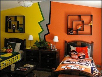 25 Incredible Shared Bedroom Ideas for your Kids12