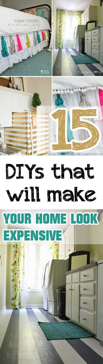 DIY Home Decor, DIY Projects, DIY Home, DIY Interior Design, Home Decor Hacks, Cheap DIY, Frugal Home, Frugal Home Decor