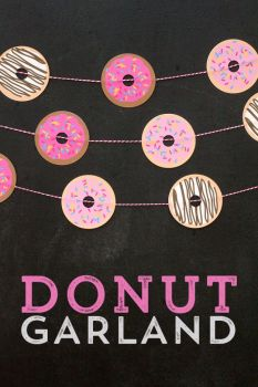 Adorable-Doughnut-Garland
