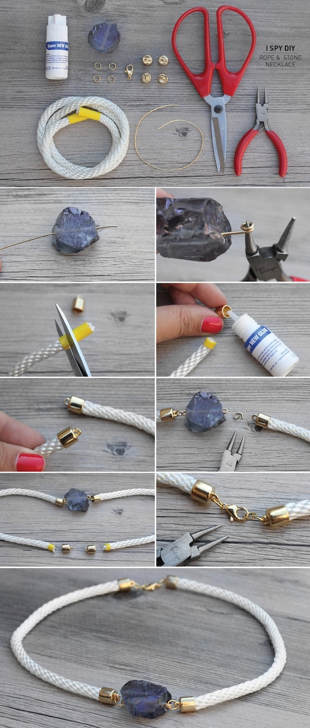 12 Super Simple Homemade Bracelet Tutorials12