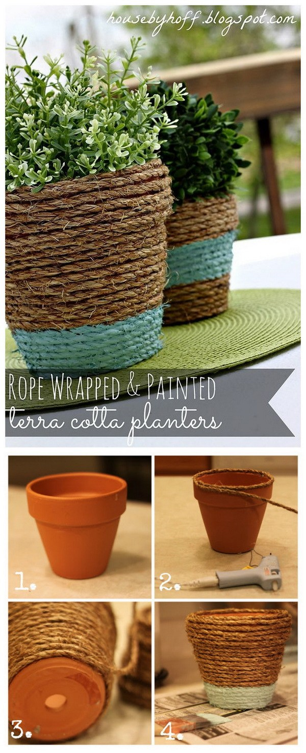 16-diy-ideas-to-decorate-with-terracotta-pots