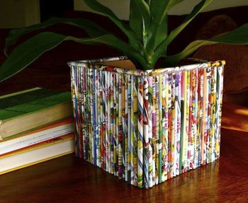 12 Things to Do With Old Magazines9