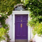 Revamp Your Front Door! (With Only A Coat of Paint)| How to Repaint Your Front Door, Curb Appeal Projects, Easy Curb Appeal Projects, DIY Home, DIY Home Decor, Painting Hacks, Painting Tips and Tricks, Paint for a Perfect Line, Popular Pin