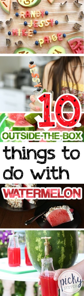 10 Outside-The-Box Things to Do With Watermelon| Things to Do With Watermelon, Watermelon Hacks, Watermelon Recipes, Delicious Watermelon Recipes, Watermelon Recipes for Summer, Summer Recipes for Kids.