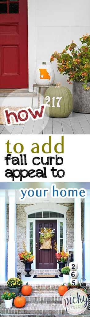 Fall Curb Appeal, Fall Curb, Fall Porch Decor, DIY Fall Porch Decor, Fall Porch Decor Ideas, Curb Appeal Projects, DIY Curb Appeal Projects, Fast Curb Appeal Projects, Cheap Curb Appeal