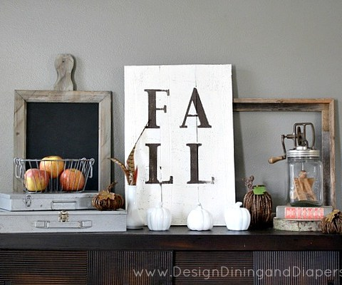 Rustic Fall DIYs, Rustic Fall Decor, Rustic DIYs for Fall, Fall Decor, Cheap Fall Decor, Do It Yourself Fall Decor, DIY Fall, Everything DIY, Homemade Fall Decor, Popular Pin