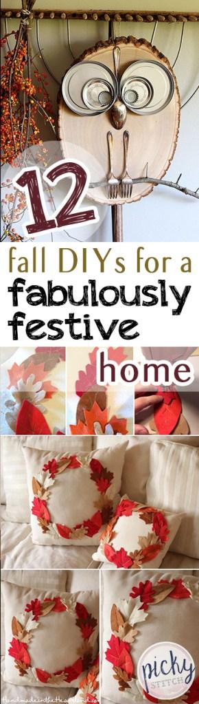 Fall DIYs, Festive Fall DIYs, Fall DIYs for the Home, Fall Home Decor, How to Decorate Your Home for Fall, Holiday Home Decor, Home Decor for Fall , Festive Fall, Handmade Fall Decor, Fall Home Decor, Popular Pin