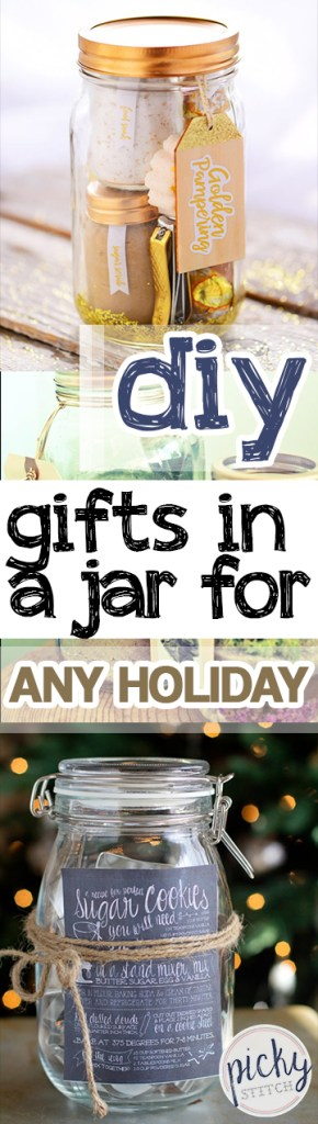 DIY Gifts in a Jar for Any Holiday| Gifts in a Jar, DIY Gifts in a Jar, Gifts In a Jar, Holiday DIY Gifts In a Jar, Holiday DIYs, DIY Gifts, Simple DIY Gifts, Mason Jar Gifts In a Jar, Holiday Mason Jar Gifts, Popular Pin