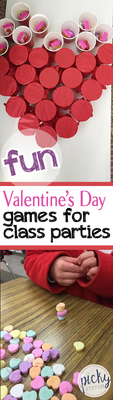 Clever Ideas For Fun Valentines Day Party Games.| Valentines Day Parties,  Class Party
