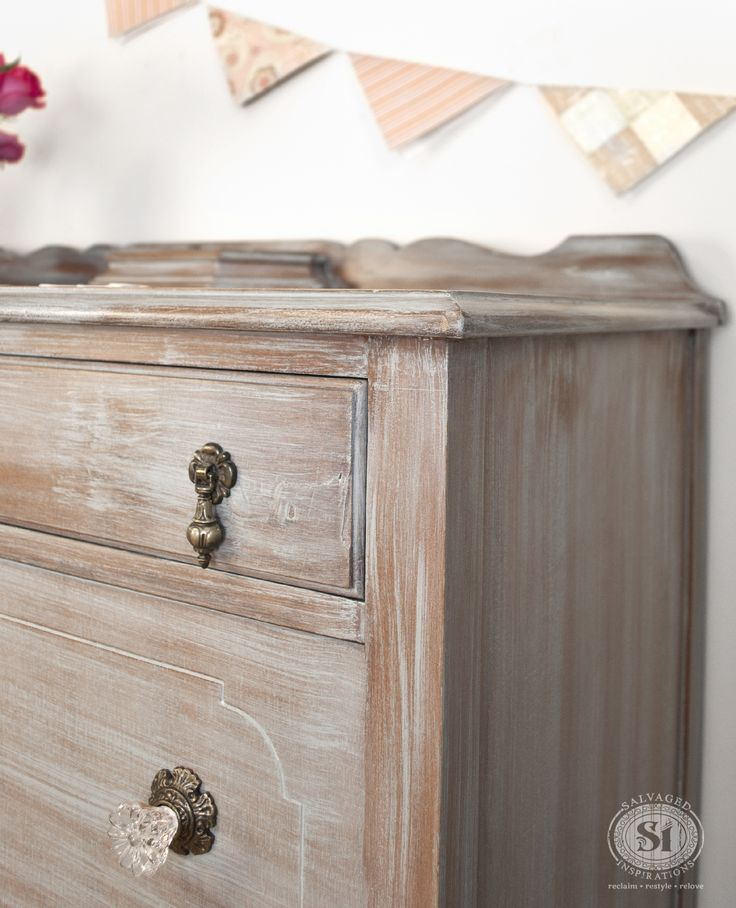 3 Ways To White-Wash Your Furniture FAST • Picky Stitch