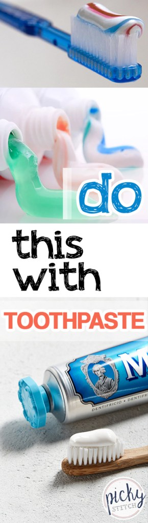 Do This With Toothpaste| Toothpaste, Toothpaste Hacks, Life Hacks, Tips and Tricks, Cleaning Tips and Tricks, Cleaning HAcks, Cleaning 101 #Cleaning101 #Toothpaste
