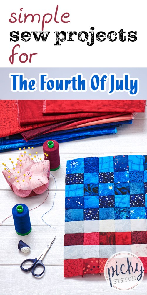 the fourth of july | fourth of july | 4th of july | crafts for the fourth of july | diy crafts | diy crafts for the fourth of july | diy | sewing | simple sew projects | sewing projects