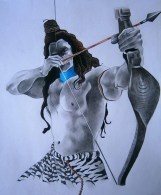 Lord-Shiva-On-Hunt