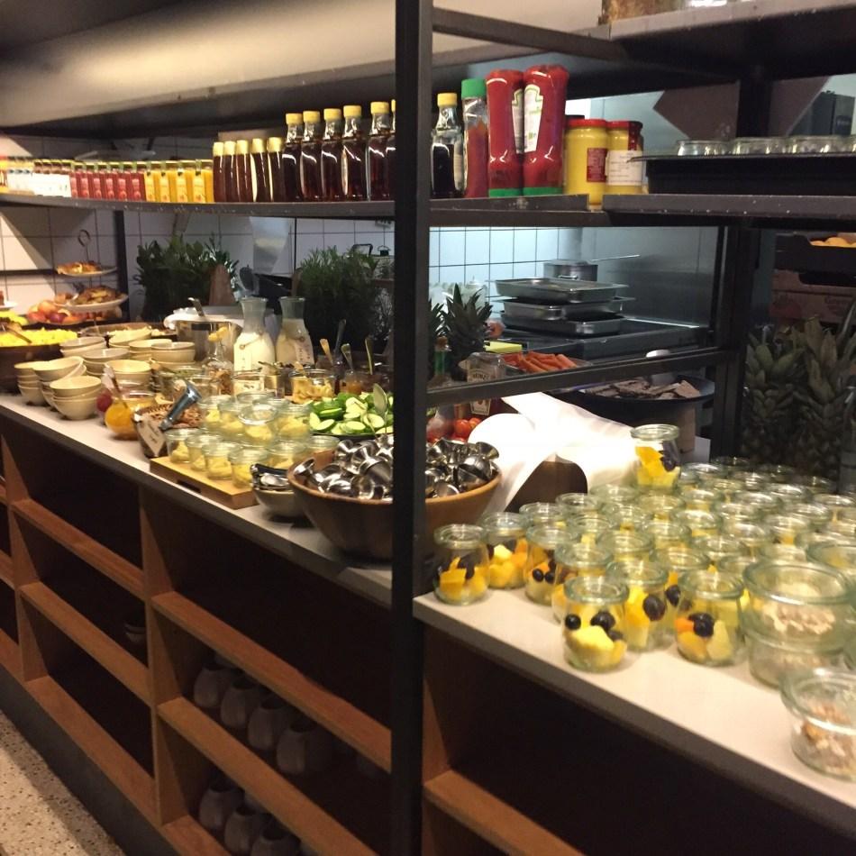 Breakfast Hotel SP34