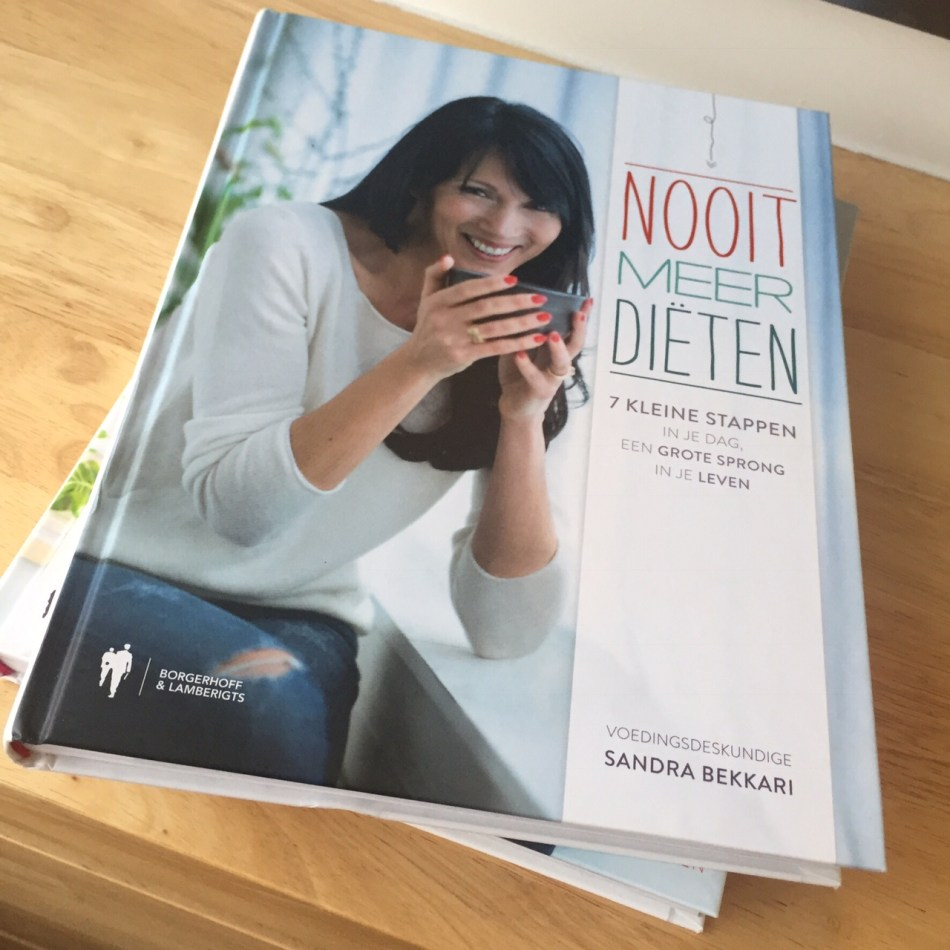 Cover boek 1 Sandra Bekkari