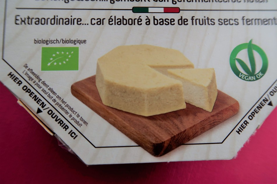 Cicioni zelfde sfeer als kaas