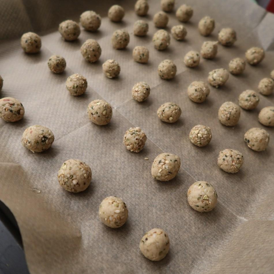Savory energy balls 5
