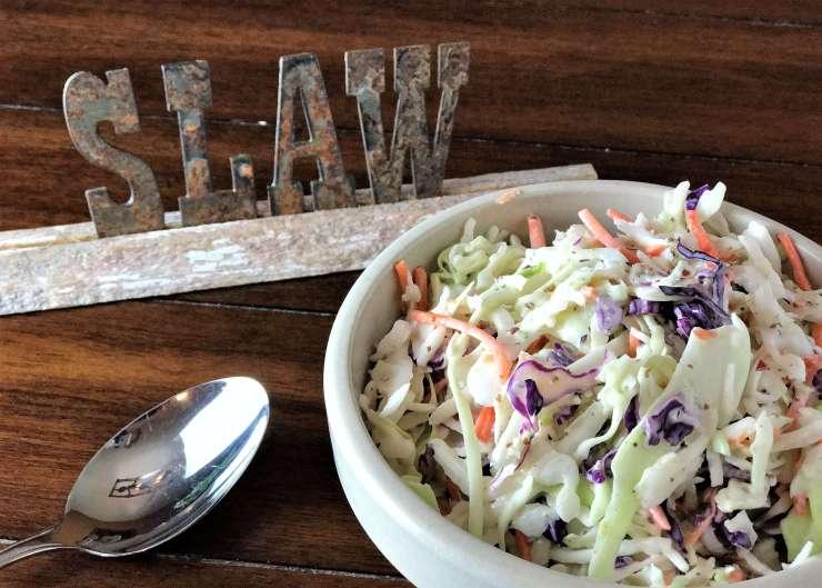Sidekick Coleslaw