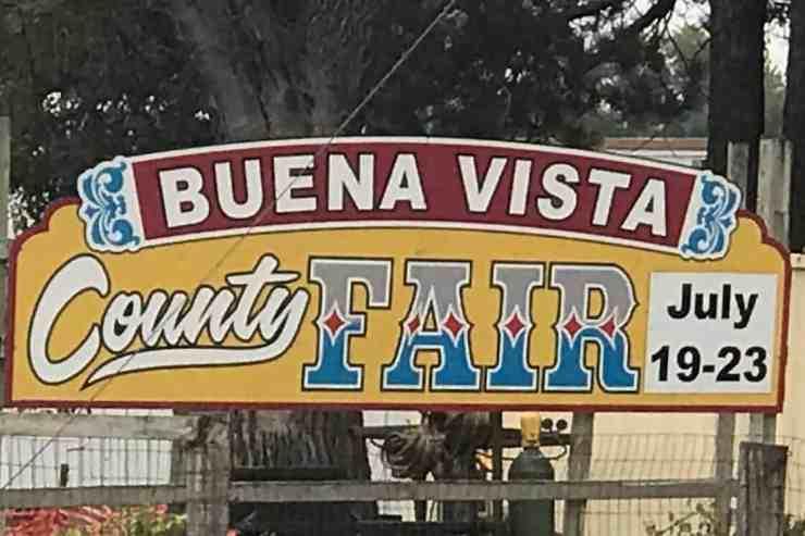 County Fair Iowa