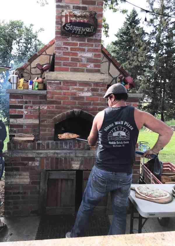 Stone Wall Pizza Iowa
