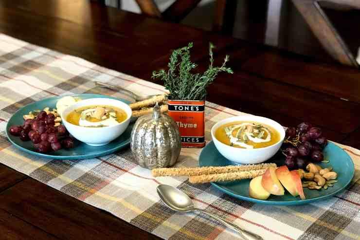 Butternut Squash Soup Feature