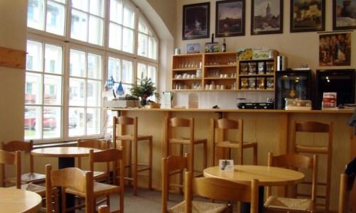 Erasmus Book Café