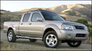 2003 Nissan Frontier Specifications Car Specs Auto123