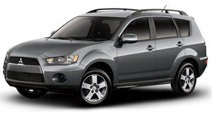 2012 Mitsubishi Outlander | Specifications  Car Specs | Auto123
