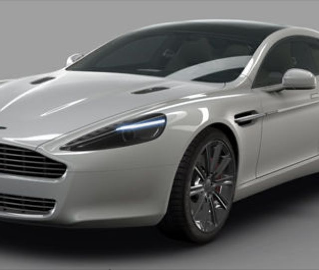 First Revealed As The Aston Martin Rapide Concept At The Detroit Auto Show In  The Rapide Is One Of The Most Eagerly Awaited Cars Of The Year