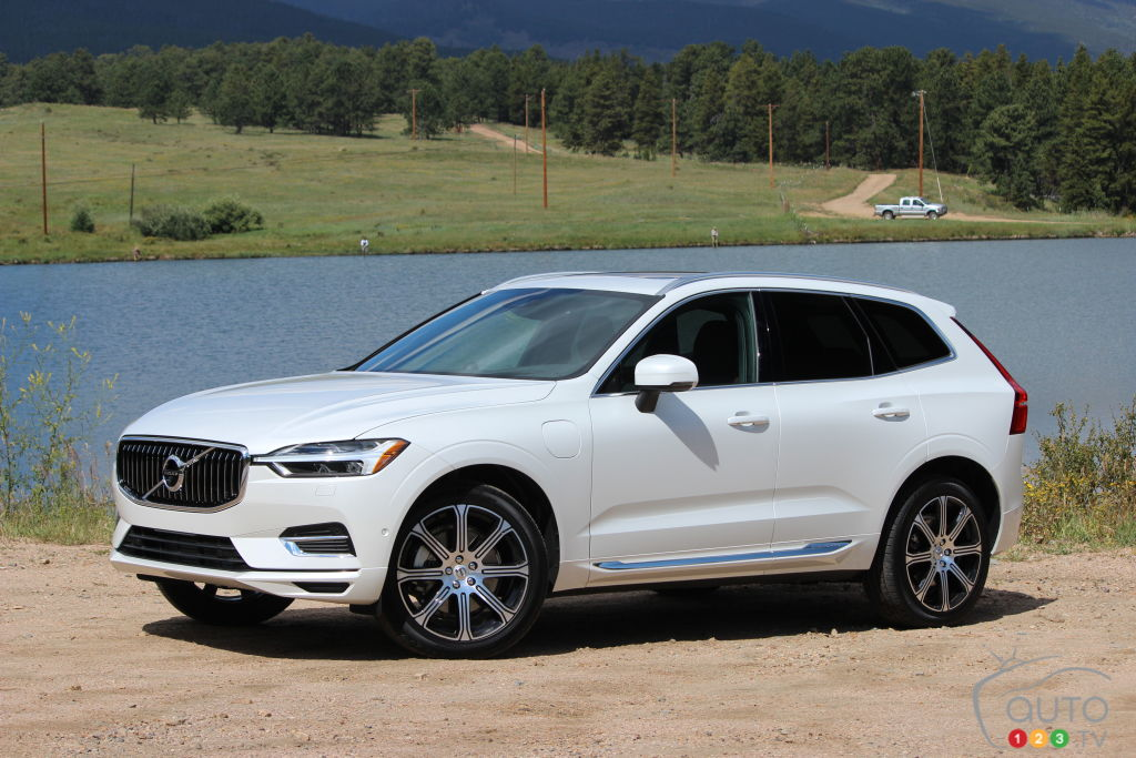 2018 Volvo XC60 T8 First Drive The Cant Miss Crossover