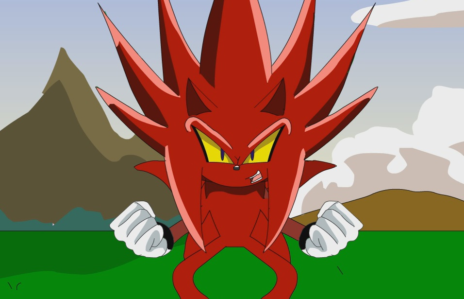 Sonic Hedgehog Nazo Perfect