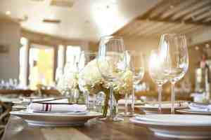 Pico Party Rents Dinnerware In Pacific Palisades