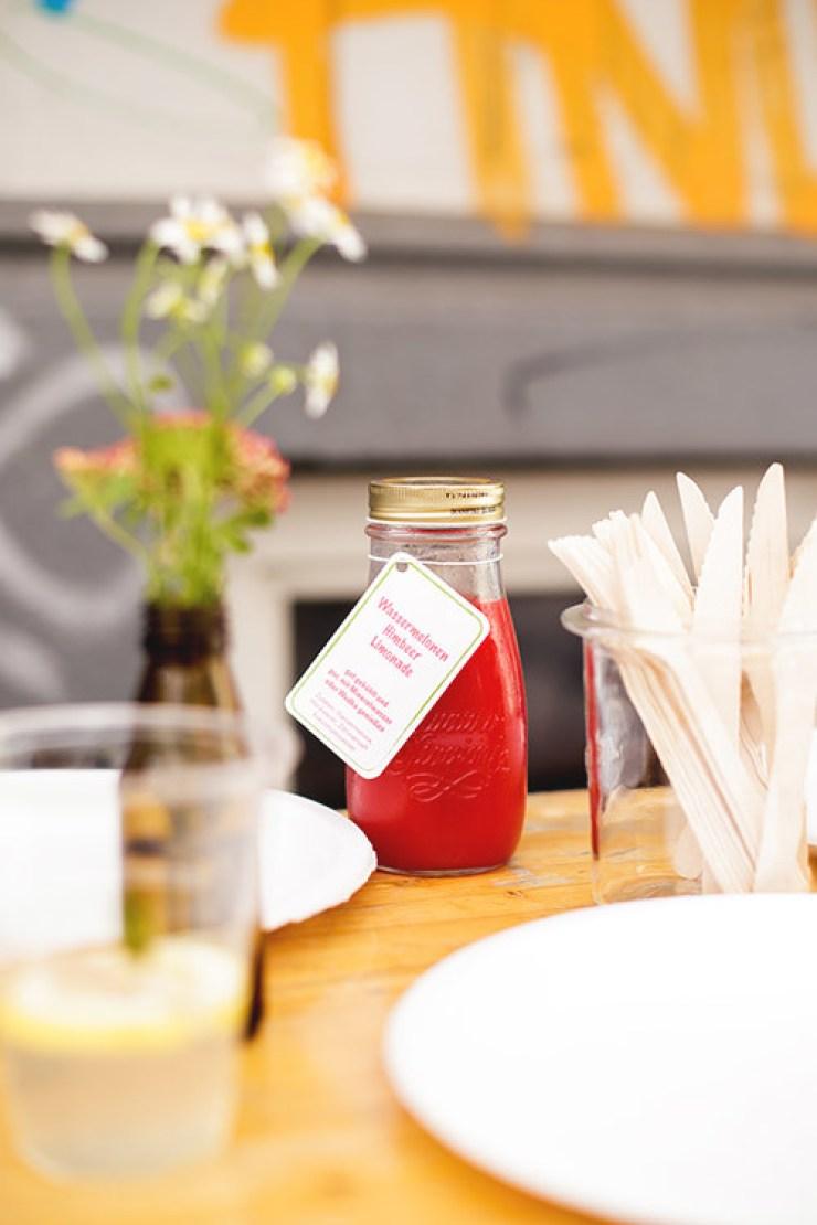 Food Swap - Altonale - Limonade