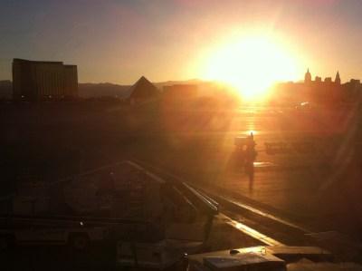 Day 276 – Leaving Las Vegas
