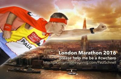 Day 180.2 – Ready for London Marathon