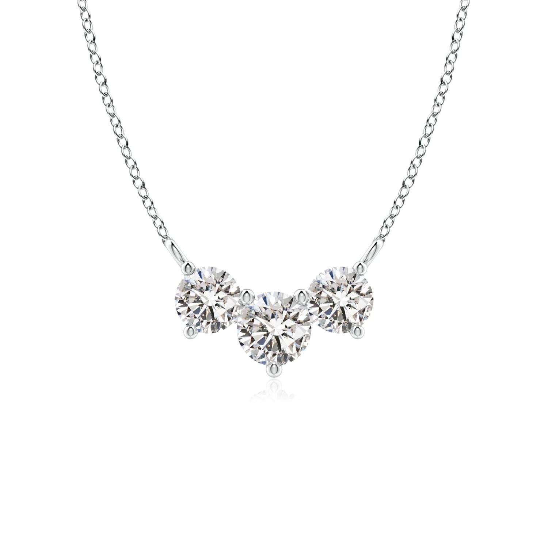 Classic Trio Diamond Necklace