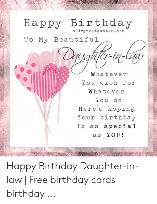 19 Birthday Memes Daughter In Law Factory Memes