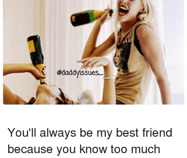 Best Friend Bitch And Crazy Youre An Emotionally Unstable Borderline