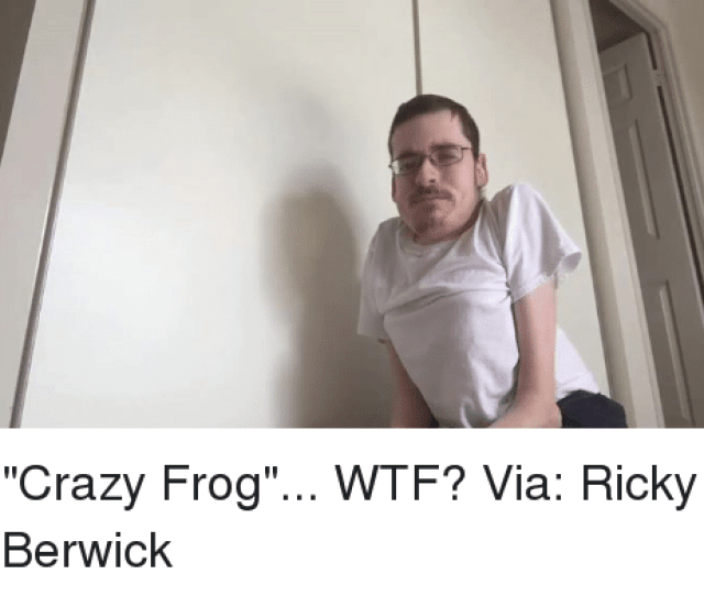 Memes Crazy Frog And  F0 9f A4 96 Crazy Frog Wtf
