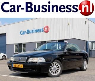 VOLVO C70 2.0 T Cabriolet + Ecc + Leder + Lmv - Youngtimer! Car-Business, Raamsdonksveer