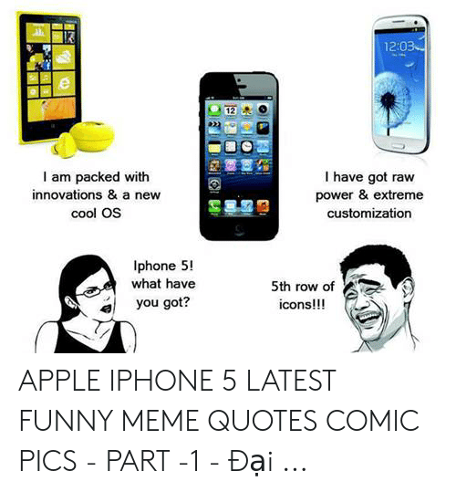 Funniest Iphone Memes And Jokes