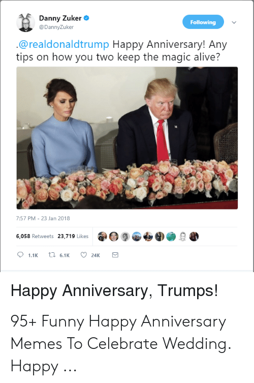 25 Best Memes About Anniversary Meme For Wife Anniversary