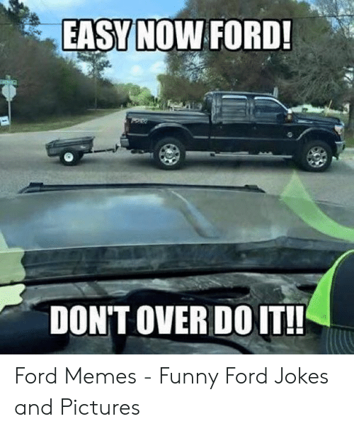 Gm And Ford Duke It Out With 15 Memes Hotcars