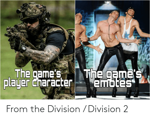 From The Division Division 2 The Division Meme On Awwmemes Com
